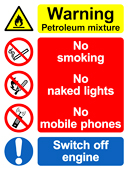Reece Safety Signs